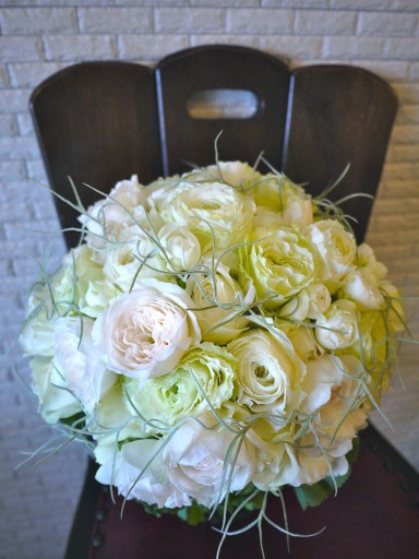 Wedding Bouquet (Fresh Flowers