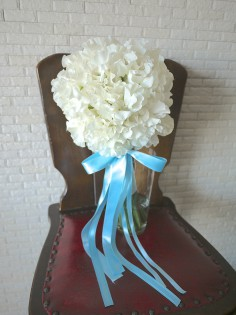 Wedding Bouquet (Fresh Flowers)