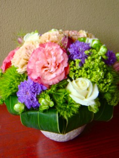 Fresh Arrangement (Pink)12