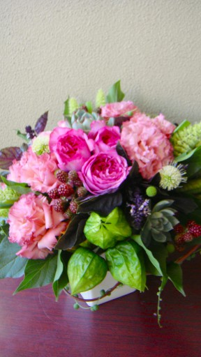 Fresh Arrangement (Pink)16