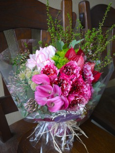 Fresh Arrangement (Pink)19