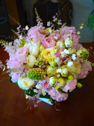 Fresh Arrangement (Pink)21