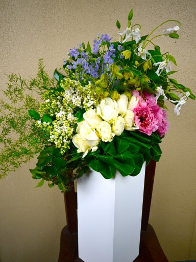 Fresh Arrangement (Pink)24