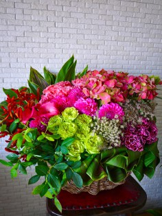 Fresh Arrangement (Pink)58