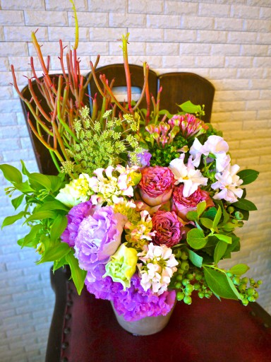 Fresh Arrangement (Pink)61