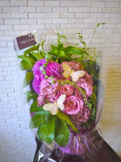 Fresh Arrangement (Pink)70