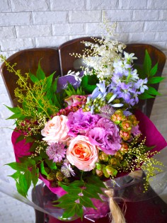 Fresh Arrangement (Pink)73