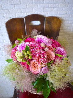 Fresh Arrangement (Pink)75