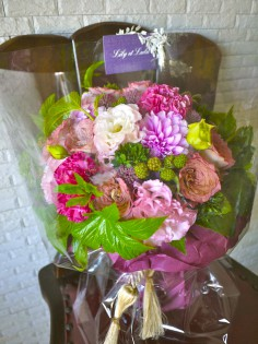 Fresh Bouquet (Pink)76