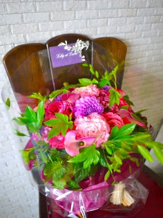 Fresh Bouquet (Pink)77