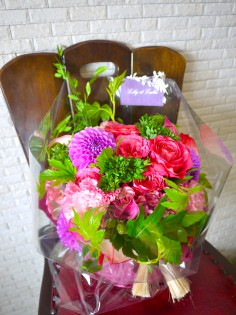 Fresh Bouquet (Pink)78