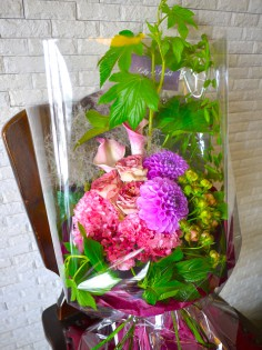 Fresh Bouquet (Pink)79