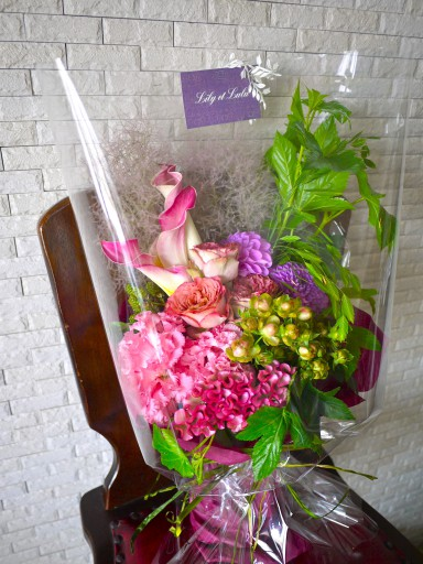 Fresh Bouquet (Pink)80